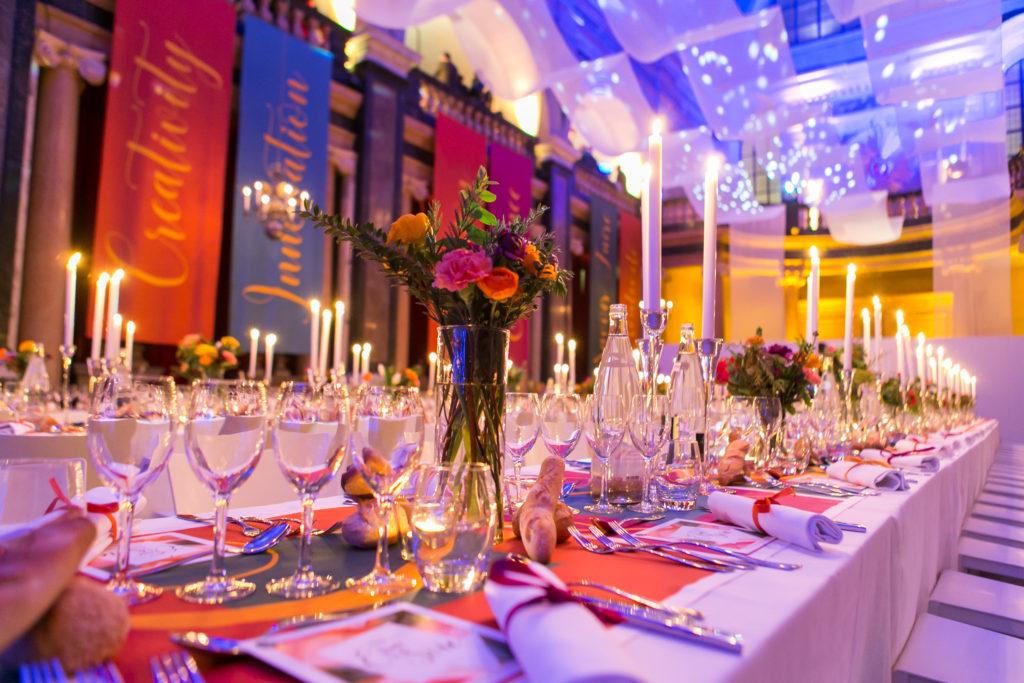 Intersoie - Banquet