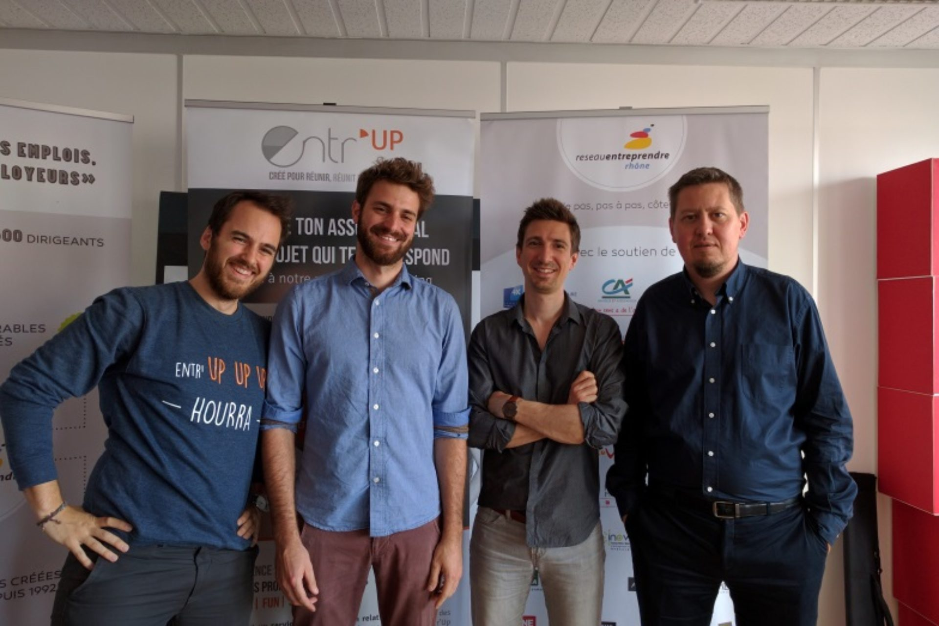Accompagnement transversal pour Entr UP