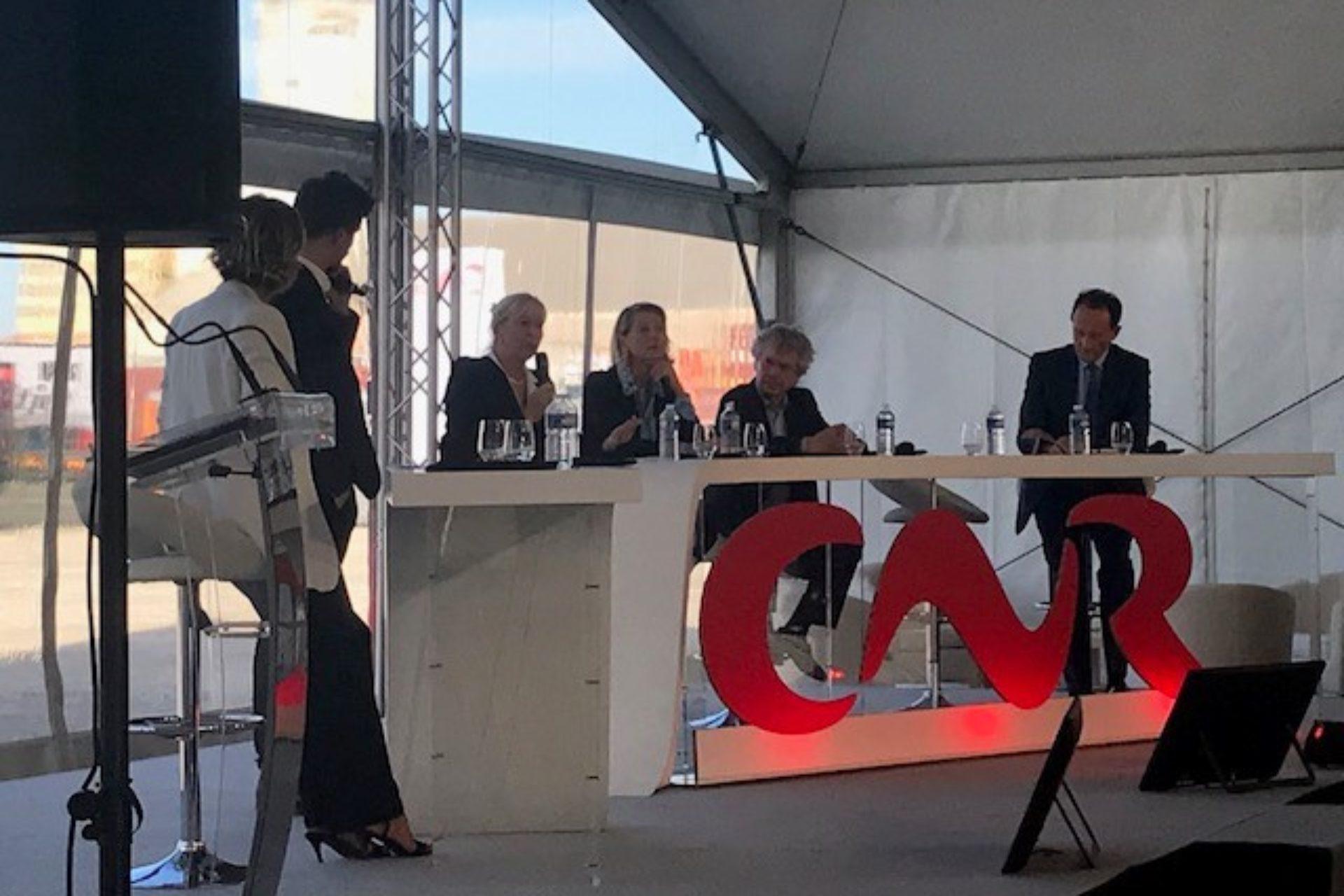 Le port de Lyon célèbre ses 80 ans en se projetant dans l'avenir