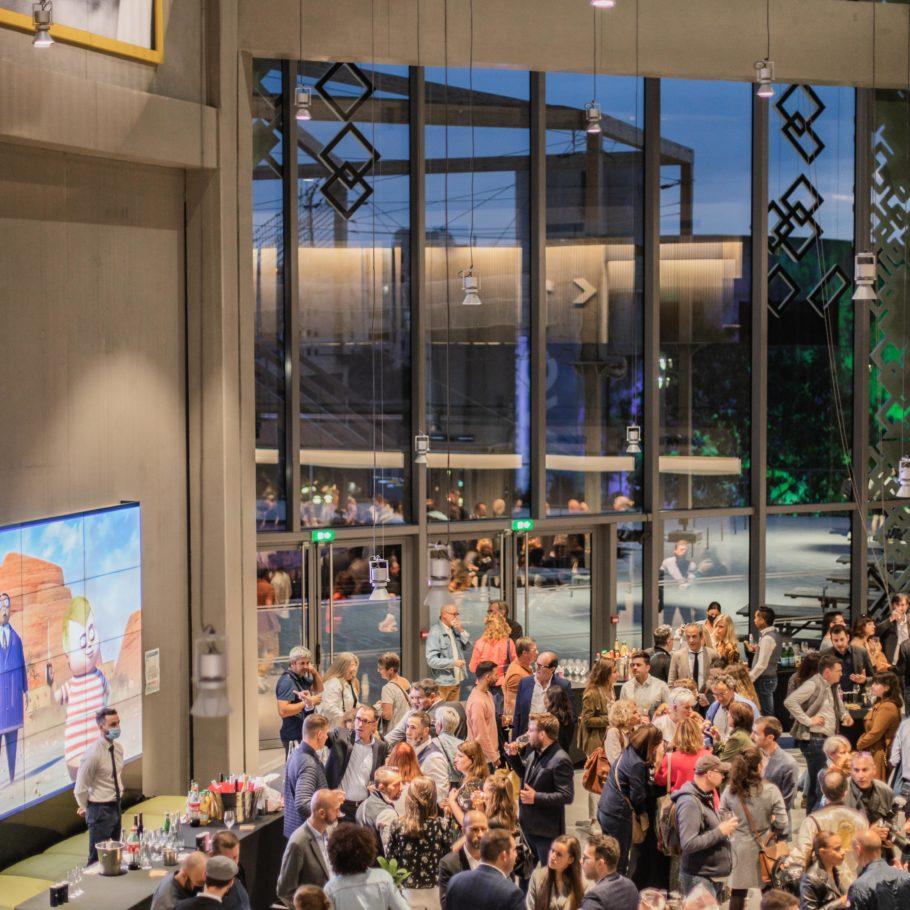 soirée d'inauguration VIP UCG Ciné Cité Part-Dieu